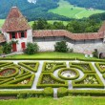Gruyere castle — Stock Photo #15683079