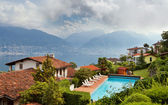 Lake Maggiore, Switzerland — Stock Photo