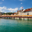 Lucerne, Switzerland — Stock Photo #21998521