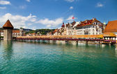 Lucerne, Switzerland — Foto Stock