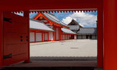Kyoto Imperial Palace — Stock Photo