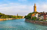 Verona. Historic center. — Stock Photo