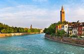 Verona. Historic center. — Stock Photo