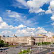 Central square of Kiev, Ukraine — Stock Photo #27330421