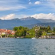 Panorama of Isola Bella — Stock Photo #27330687
