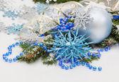 Prettige kerstdagen en gelukkig nieuwjaar — Stockfoto