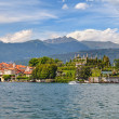 Panorama of Isola Bella — Stock Photo