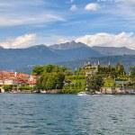Panorama of Isola Bella — Stock Photo