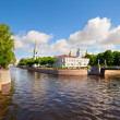 Griboyedov canal and Krukov canal. St. Petersburg. Russia. — Stock Photo #32106953
