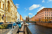 Griboyedov canal — Stock Photo