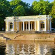 Mikhailovsky Garden. Petersburg. — Stock Photo #38022363