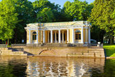 Mikhailovsky Garden. Petersburg. — Stock Photo