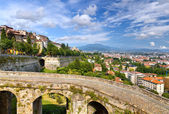 Bergamo, Lombardy, Italy — Stock Photo