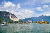 Maggiore lake, Italy — Stock Photo