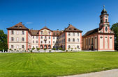 Baroque palace. Mainau island, Germany — Stock Photo