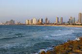 Coast of Tel Aviv — Stock Photo
