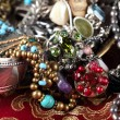 Royalty-Free Stock Photo: Jewelry set composition
