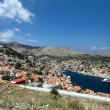 Symi island in Greece — Stock Photo