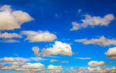 Sky and Clouds — Foto de Stock