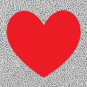 Sevgililer günü — Stok Vektör