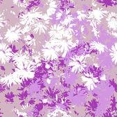Flores sem emenda — Fotografia Stock