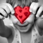 Heart in hands — Stock Photo #5101562
