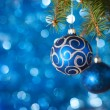 Christmas Baubles.  — Stockfoto