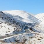 Mountains road — Stock Photo