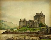 Eilean donan, schotland, verenigd koninkrijk — Stockfoto