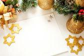 圣诞装饰品. — 图库照片