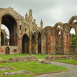 Melrose Abbey — Stock Photo