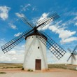 Stock Photo: Medieval Windmills of Campo de Criptana.