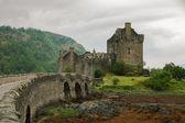 Castillo de eilean donan — Foto de Stock