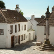 Culross Market Square. Scotland, UK — Stock Photo #41306997