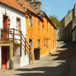 Culross in Fife, Scotland. — Stock Photo