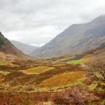 Glencoe, Scotland's Highland. UK — Stock Photo