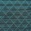 Stock Photo: Aquamarine  quilted satin background.