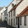 Old street in Culross, Scotland, UK — Stock Photo #41309017