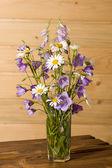 Bukett av blommor — Stockfoto