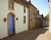 Calle culross. escocia, reino unido — Foto de Stock
