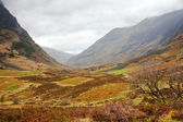 Glencoe, Scotland's Highland. UK — Stock Photo