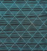Aquamarine  quilted satin background. — Stock Photo