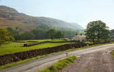 Lake District, Cumbria, UK — Stock Photo