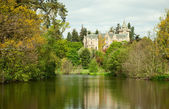 Blair Drummond house near Stirling in Scotland. — Stock Photo