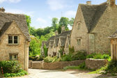 Cotswold cottages in England — Stock Photo