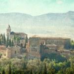 Alhambra — Stock Photo #43839341