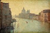 Het grand canal — Stockfoto