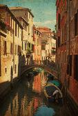 Chanel w Wenecji — Zdjęcie stockowe