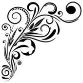 Ornament kwiatowy wzór, wektorowych ilustracji eps8. — Wektor stockowy