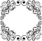 Frame ornament vintage. — Stock Vector